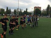 В финальном этапе по дворовому футболу приняли участие  воспитанники центра «Спорт для всех»