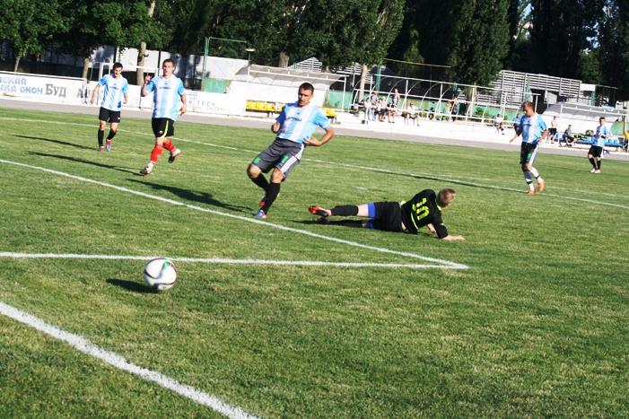 Чемпіонат Херсонської області з футболу (5 тур)