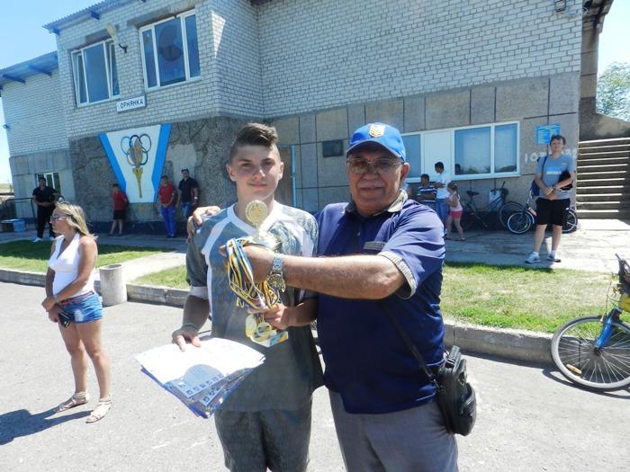 «Піонер» – чемпіон області серед юнаків 2001/02 рр.н. класу «Б»!