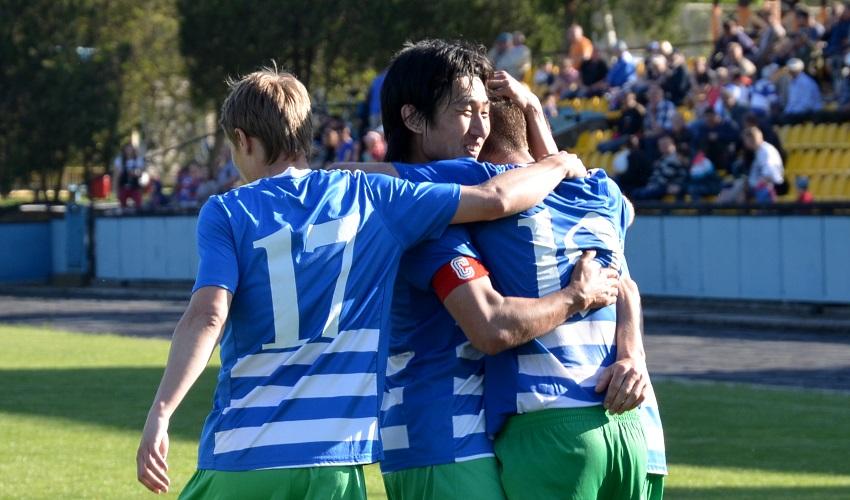 Сергій Цой став автором кращого голу сезону 2014-2015