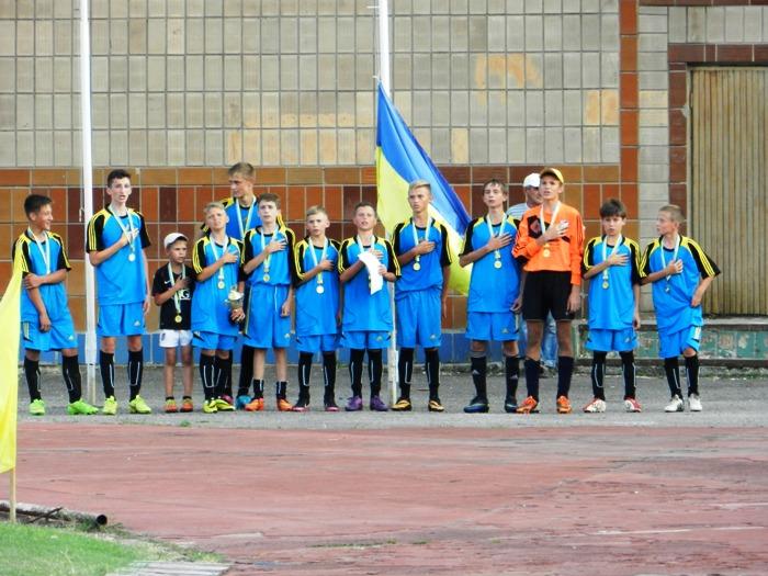 Кубок «Золотий колос України» 2015 року серед команд юнаків 2001/2002 років народження