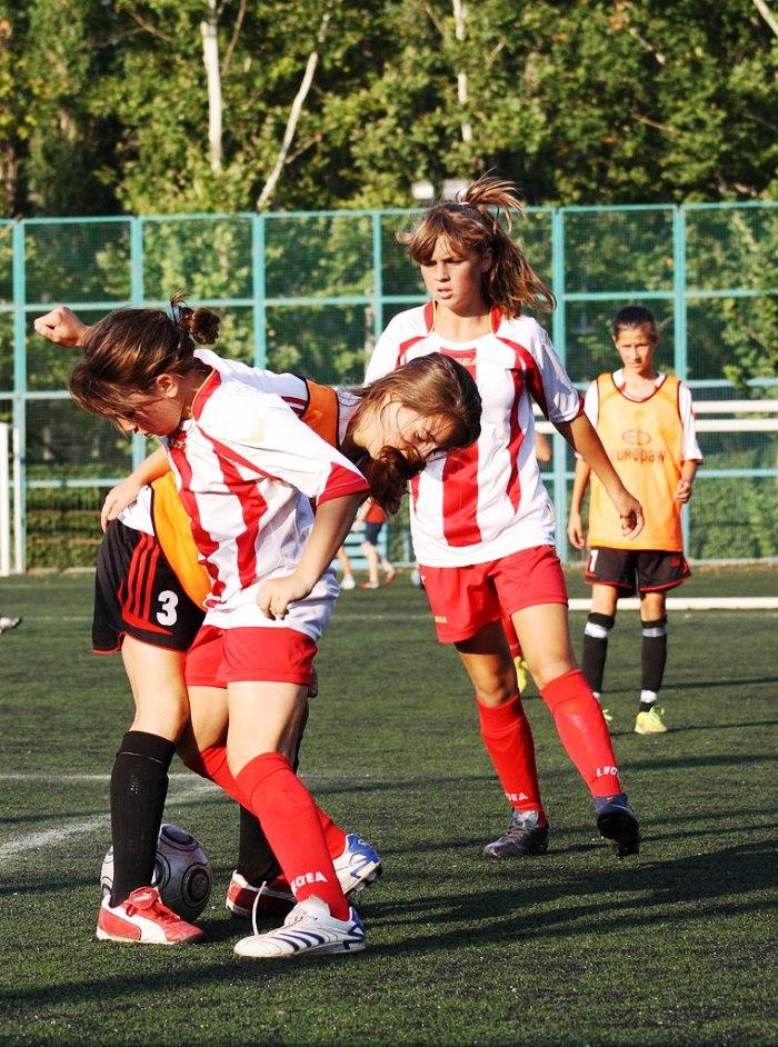 Херсонська область зайняла ІІІ місце в регіональному відборі «Кубка надій ФФУ»