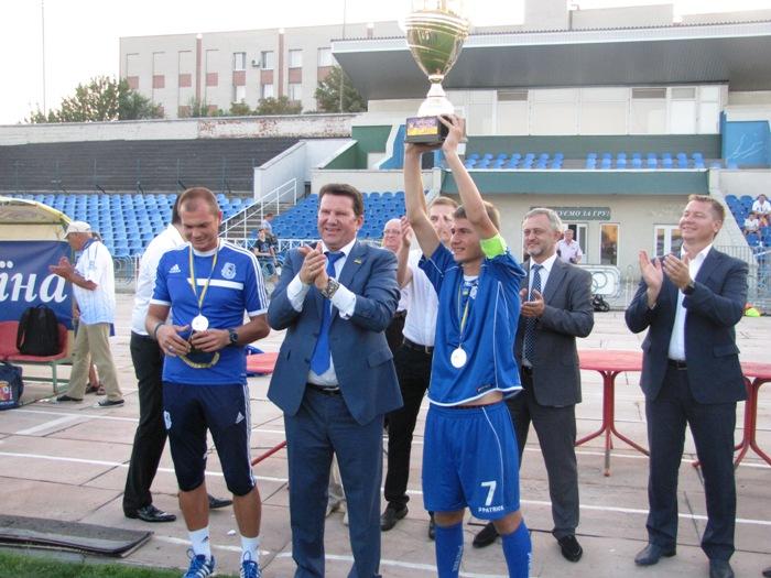 «Чорноморець» – переможець турніру «Крим – це Україна»