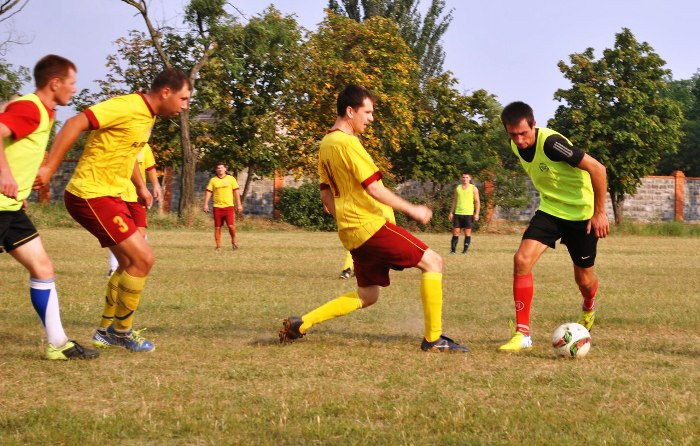 Чемпіонат Нововоронцовського району з футболу. Результати 11 туру