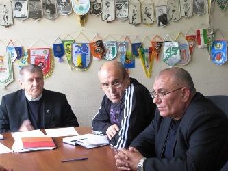 Відбулося засідання Виконкому Херсонської обласної федерації футболу