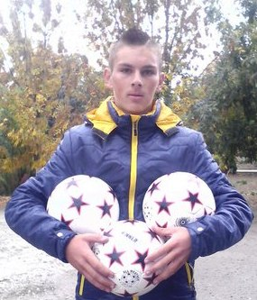Филипп Димитров – чемпион области по футболу
