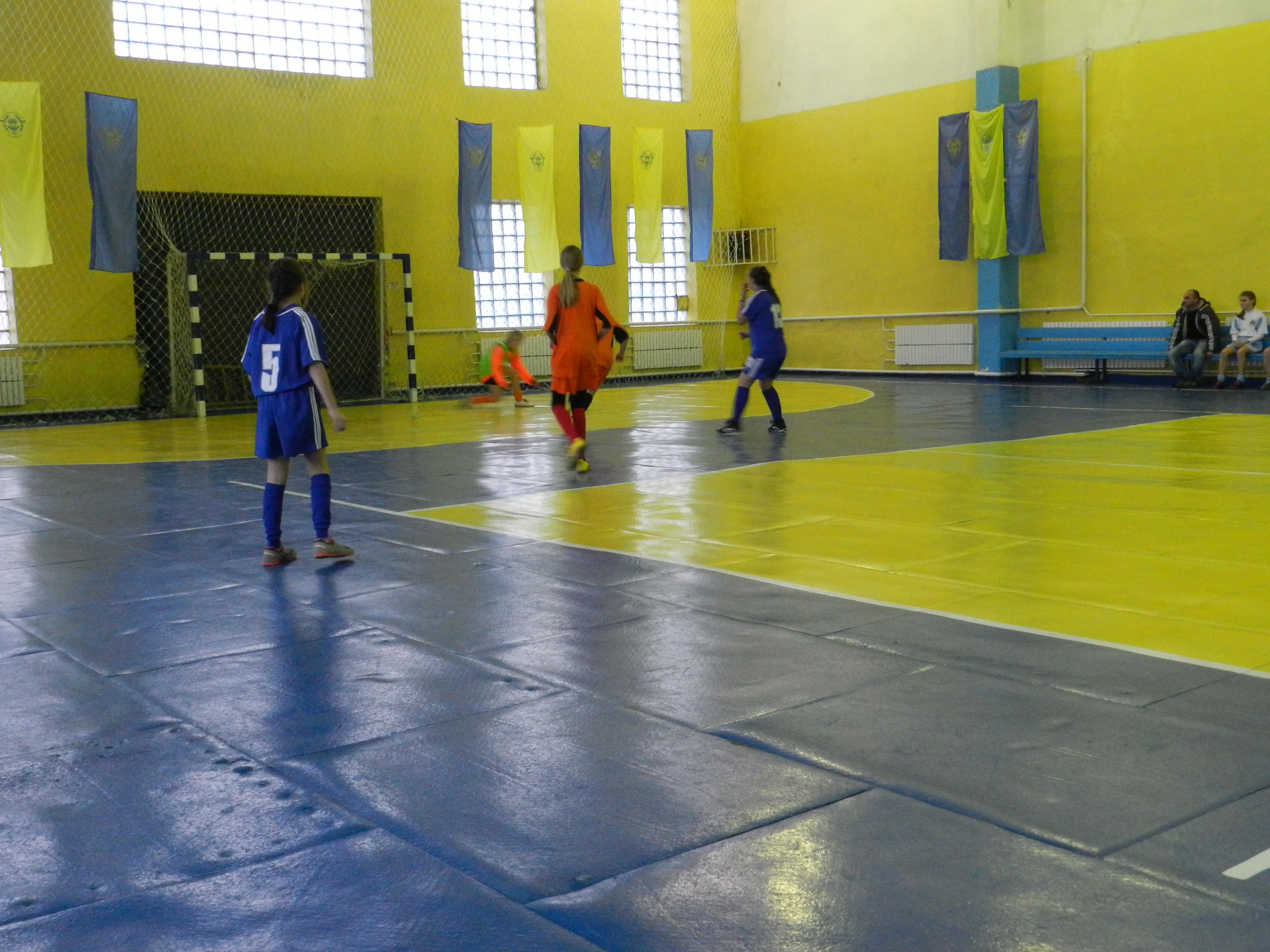 Підсумки проведення ІІ туру чемпіонату області з футзалу сезону 2015/2016 рр. серед команд дівчат 2003/2002 рр.н.