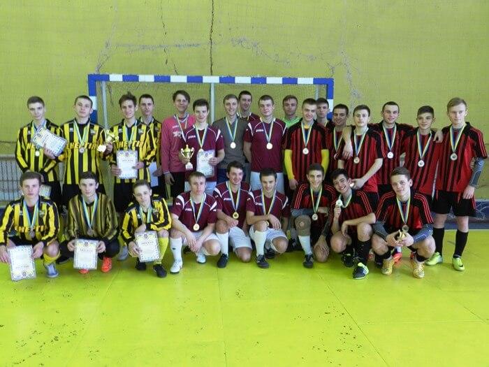 Бериславська «Освіта» – чемпіон Херсонської області з футзалу серед команд юнаків 1998/1999 р. н.