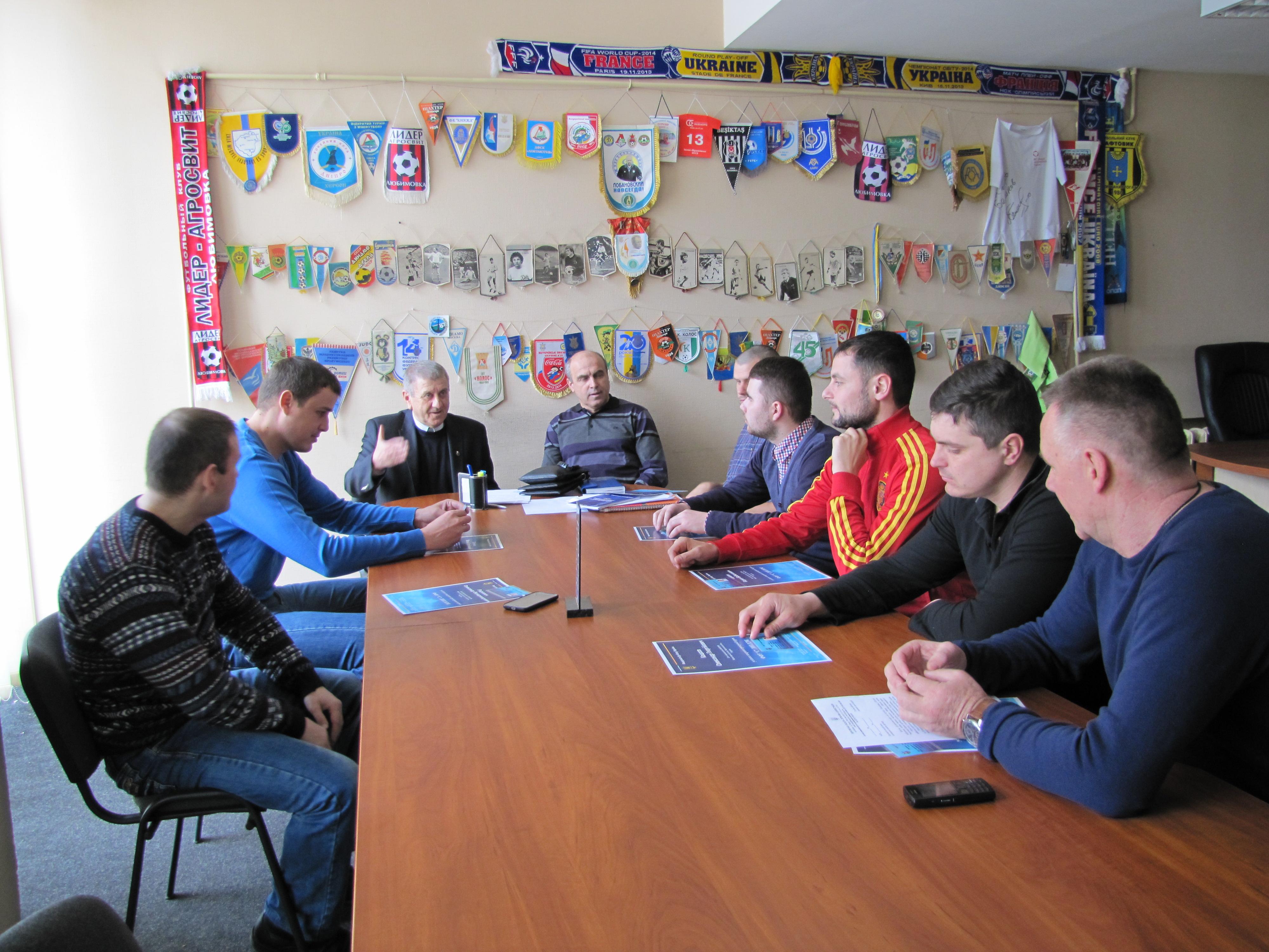 Выпускники тренерских курсов получили дипломы