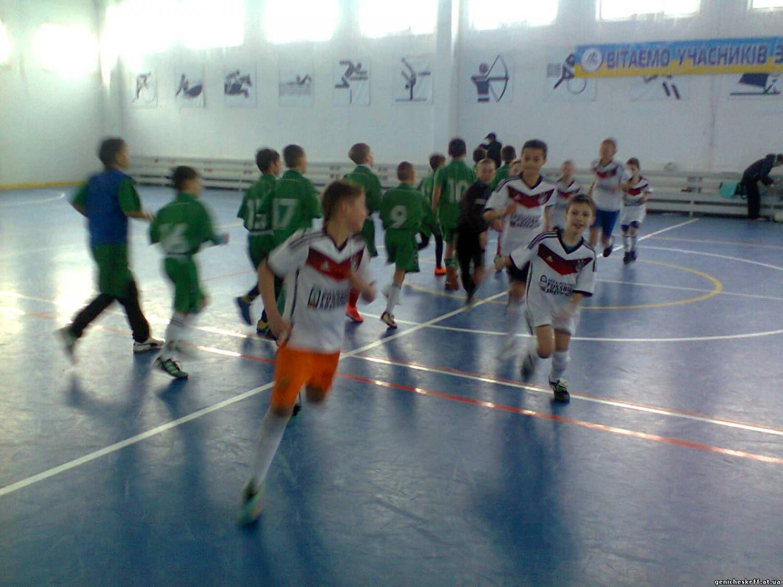 Чемпионат области по футзалу среди юношей 2004/05 гг.р.