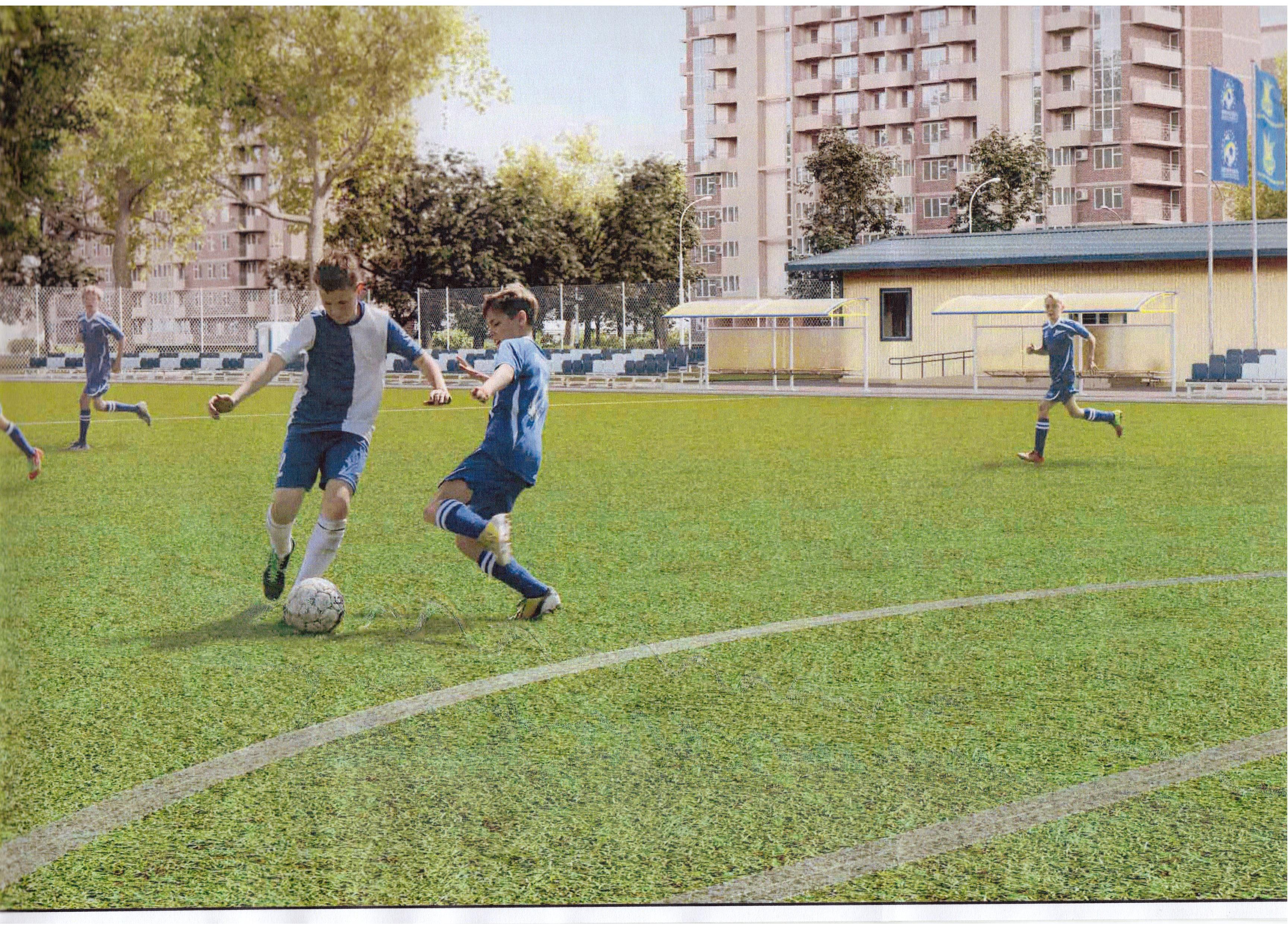 Федерацією області продовжується робота по наміру забудови стадіону