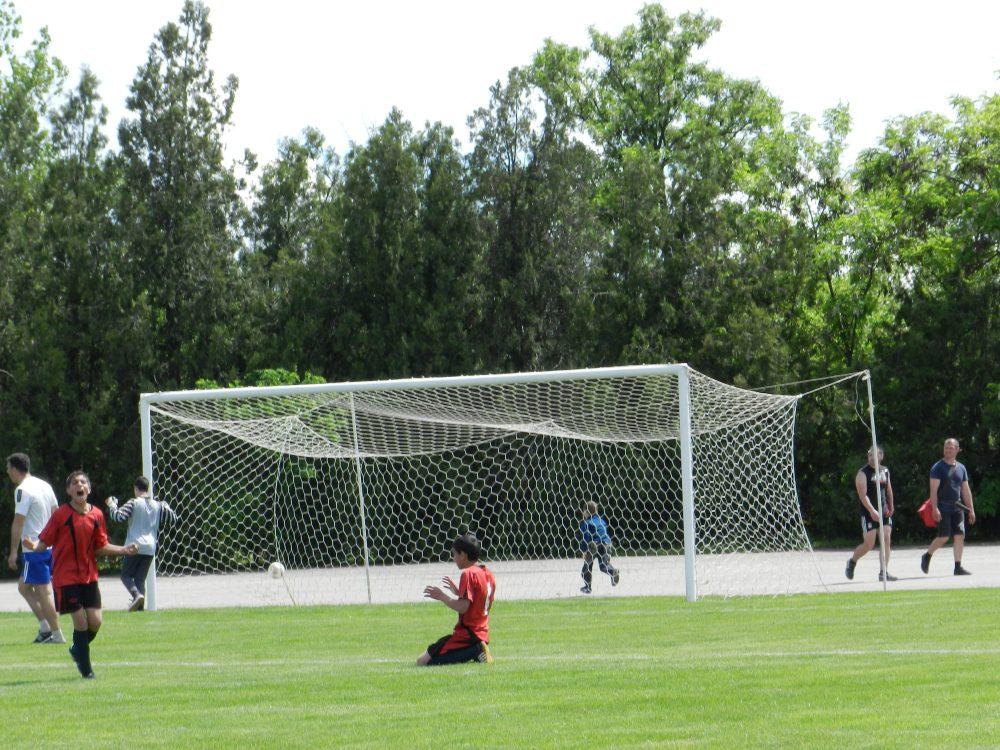 В ОДА обіцяють до 2020 року побудувати 100 майданчиків для дитячо-юнацького футболу