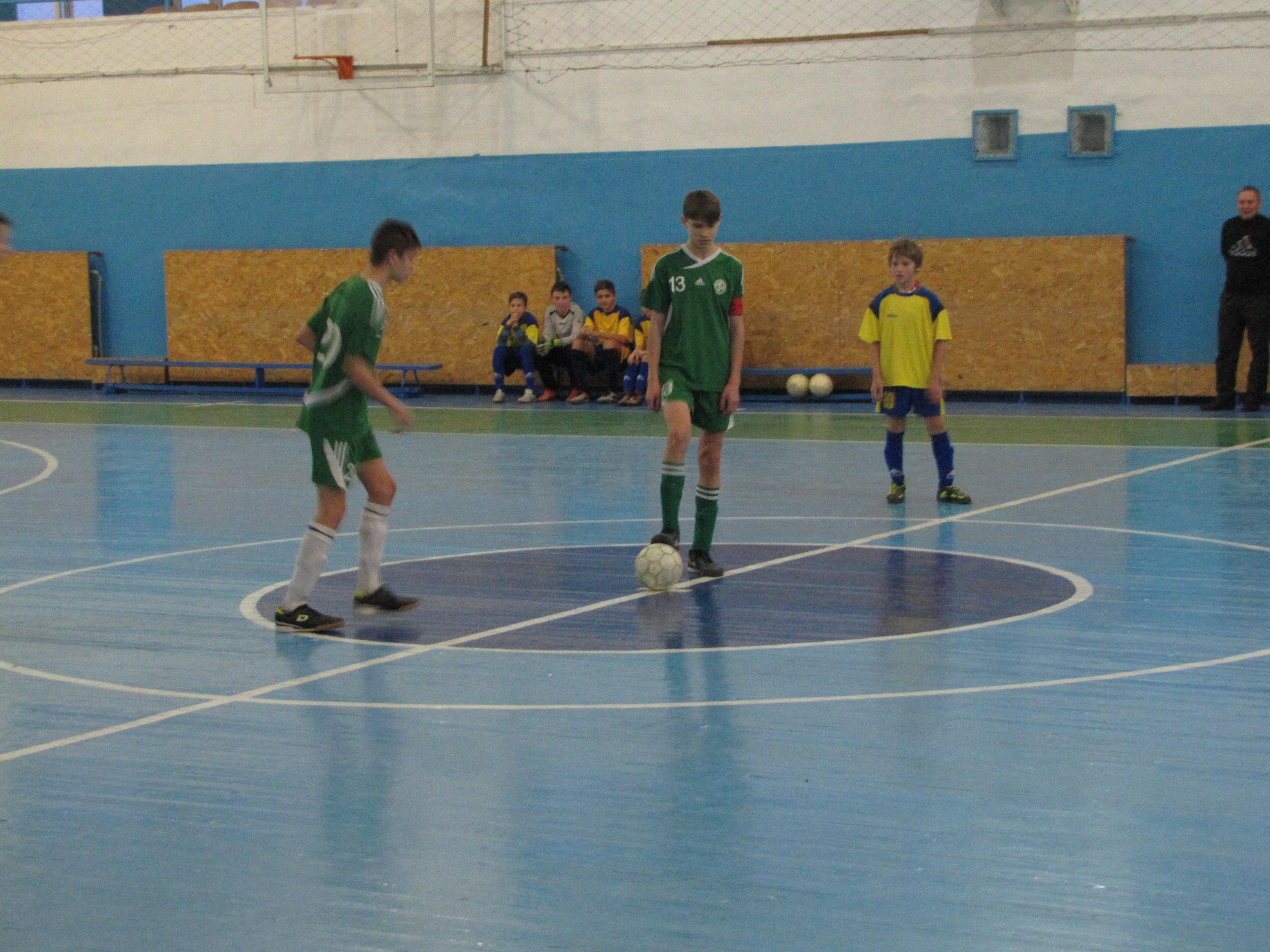 21-22 січня в спорткомплексі ДЮКФП №5 м. Херсону відбулися зональні змагання Чемпіонату Херсонської області з футзалу серед юнаків 2003-2004 років народження