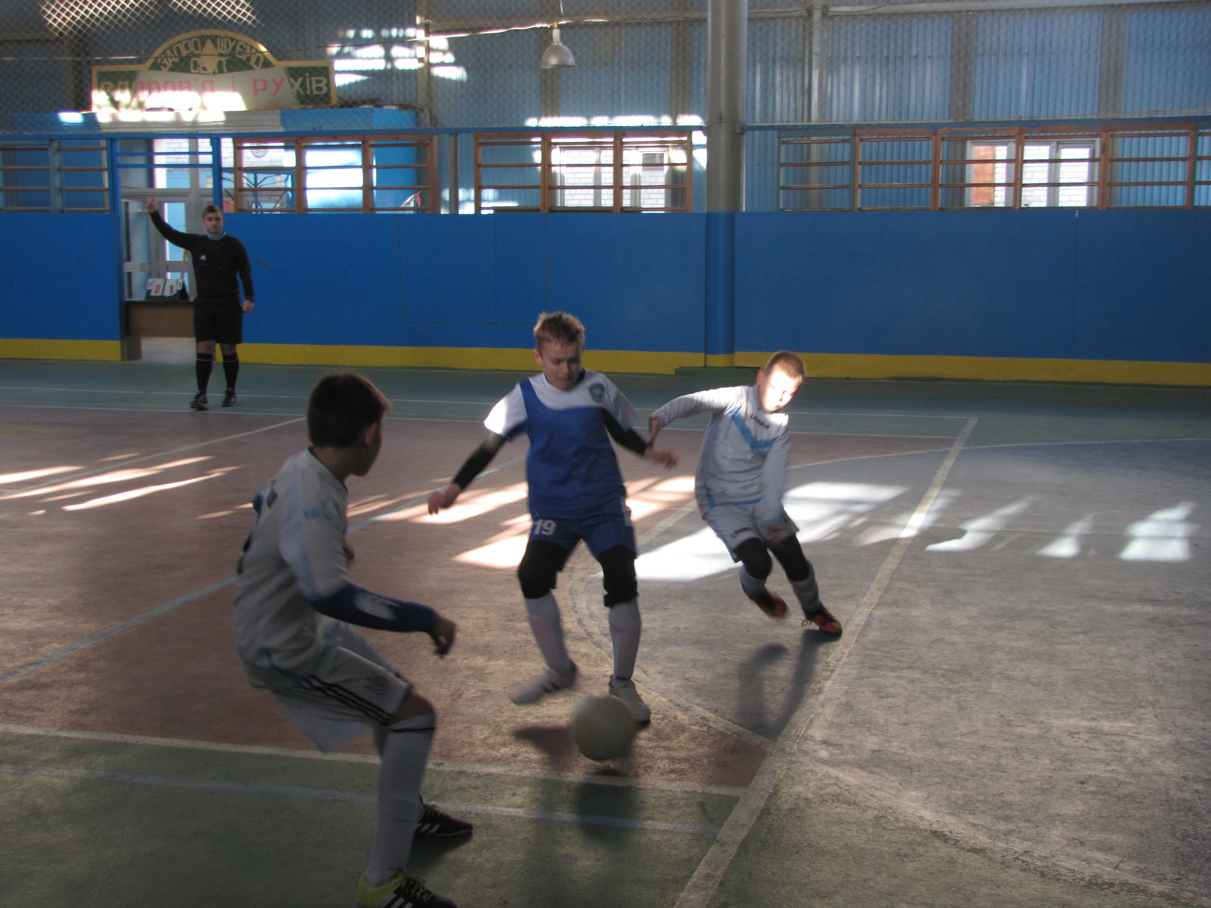 21-22 січня у спорткоплексі КДЮСШ м Херсону відбулися зональні змагання  Чемпіонату Херсонської області з футзалу серед юнаків 2005-2006 років