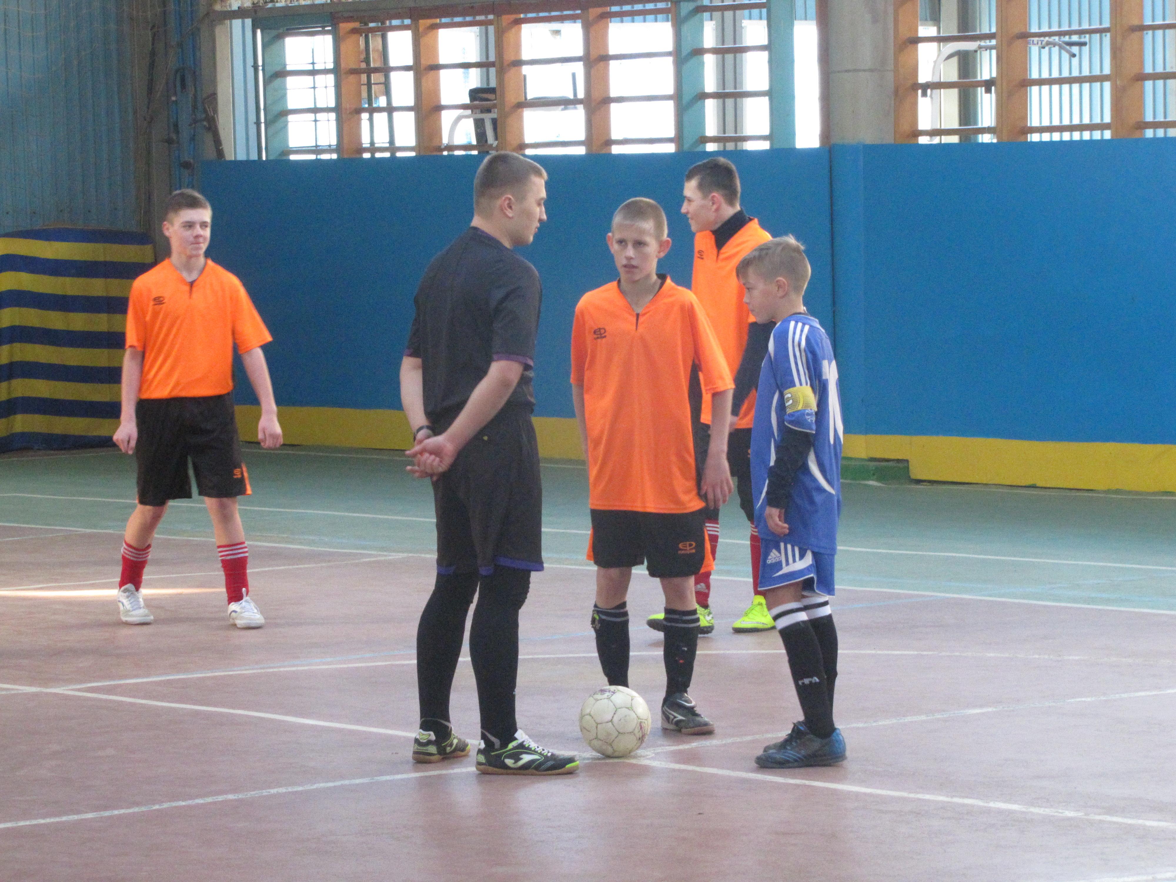 28 січня відбулись півфінальні матчі Чемпіонату Херсонської області з футзалу серед юнаків 2003-2004 років народження