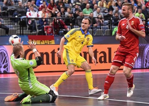 28-29 січня 2017 року відбудуться товариські матчі збірних України та Іспанії з футзалу