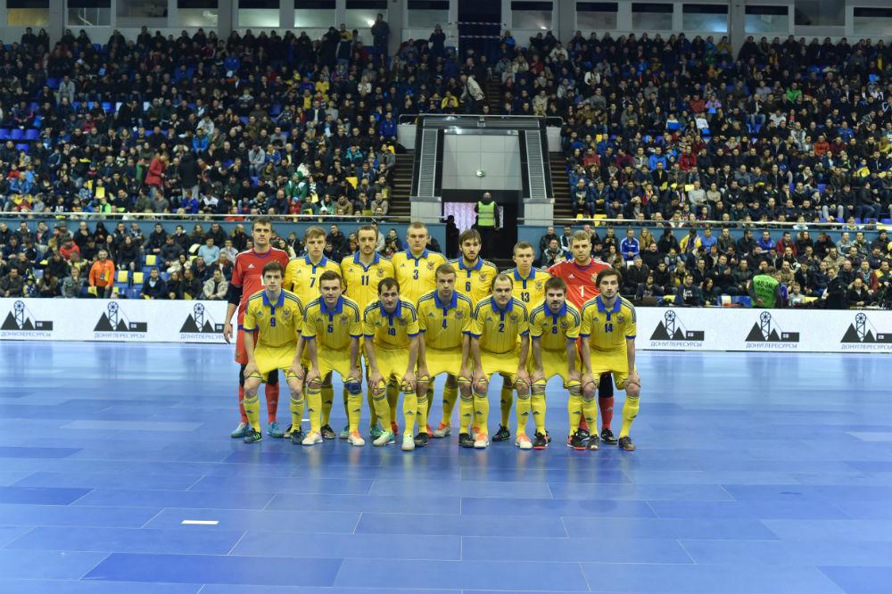 Перший матч збірних України та Іспанії закінчився внічию