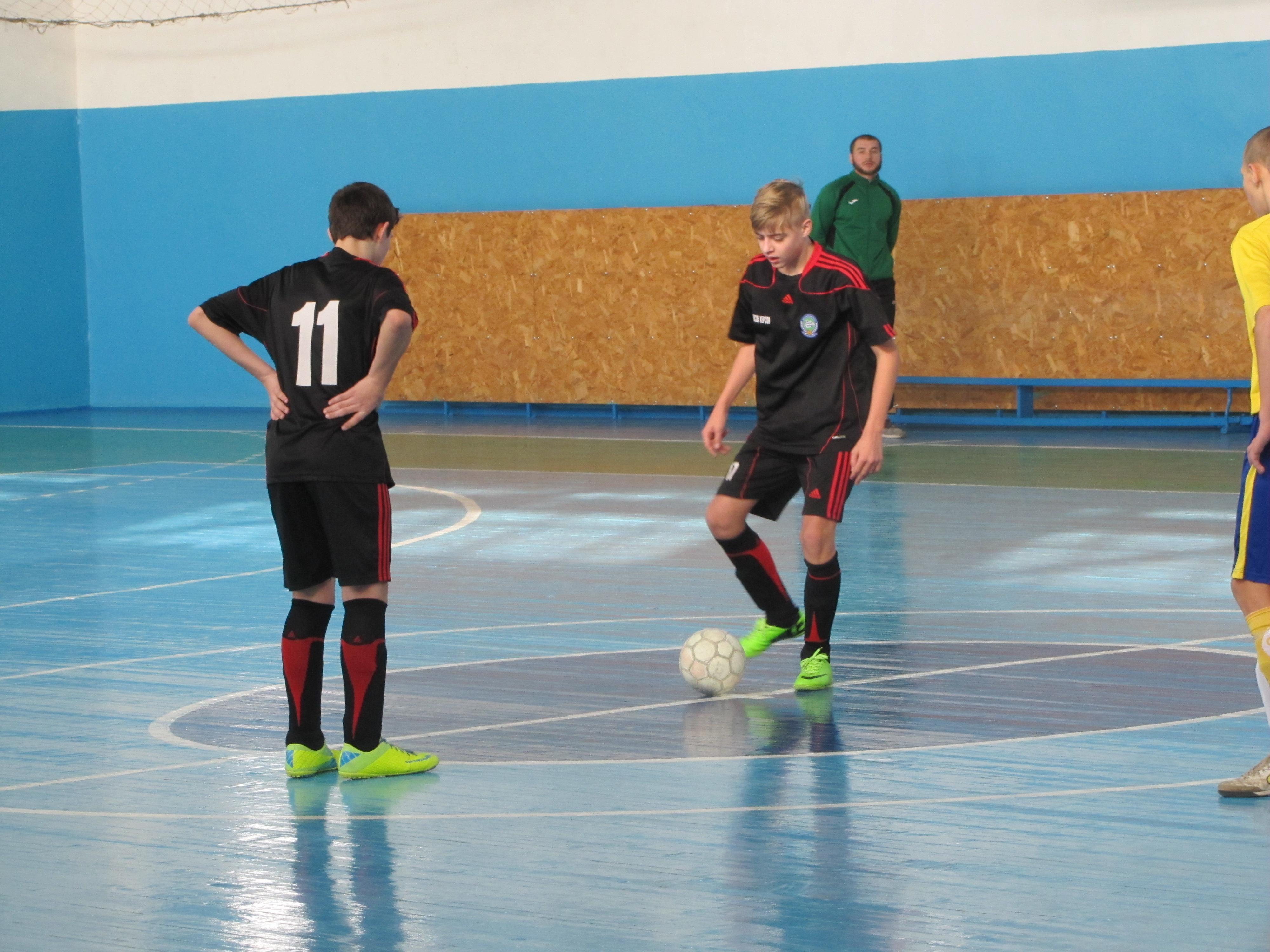 1 та 2 березня у місті Херсон відбудуться фінальні змагання Чемпіонату Херсонської області з футзалу серед юнаків 2001-2002 років народження