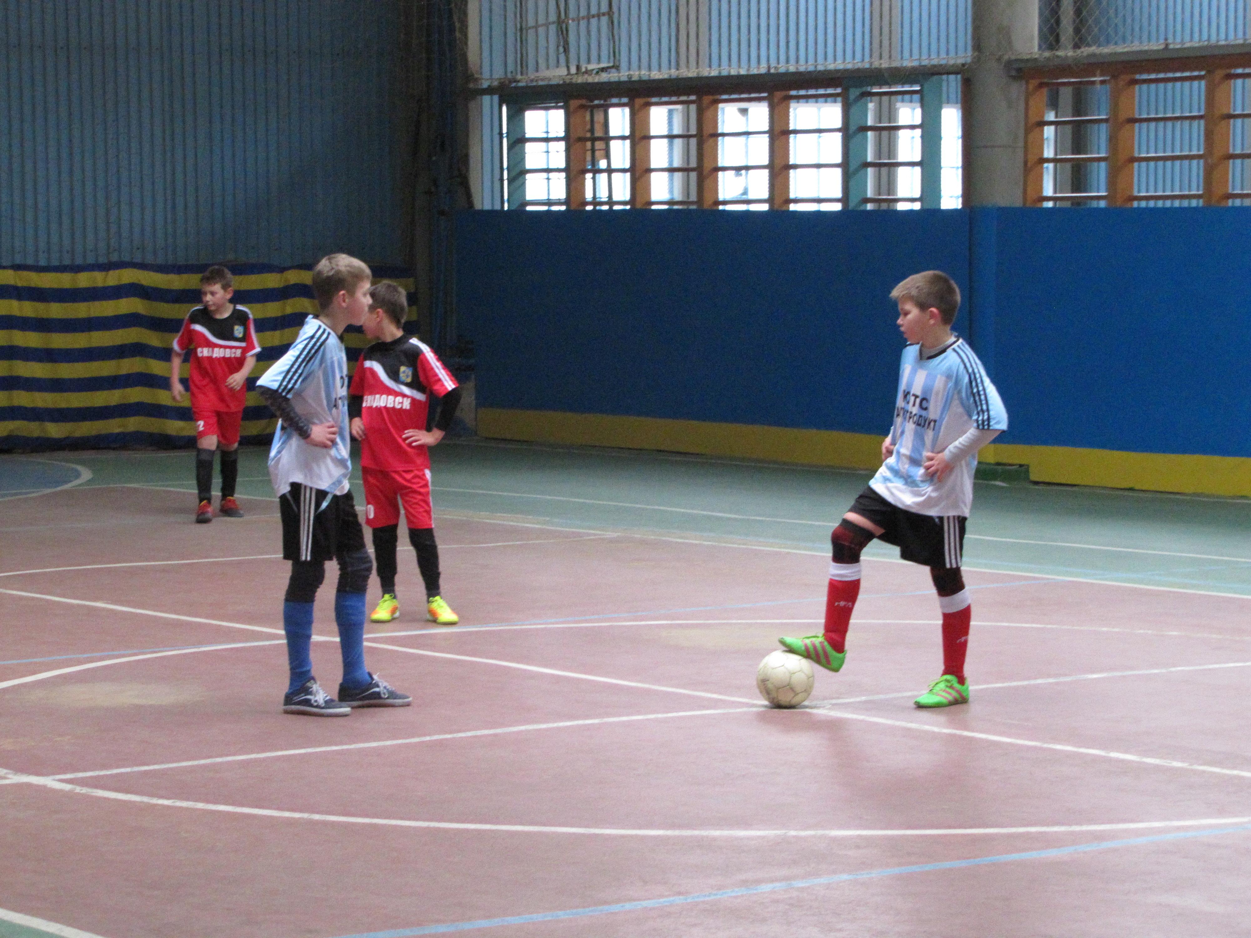 11 лютого відбулись півфінальні матчі Чемпіонату Херсонської області з футзалу серед юнаків 2005-2006 років народження.