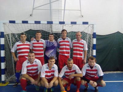 Відкритий чемпіонат м.Гола Пристань з футзалу