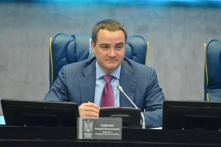 Федерація Херсонської області підтримає Андрія Павелко на виборах ФФУ