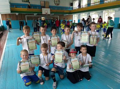 """Відкритий чемпіонат ДЮСШ """"Херсон"""" з футболу"""