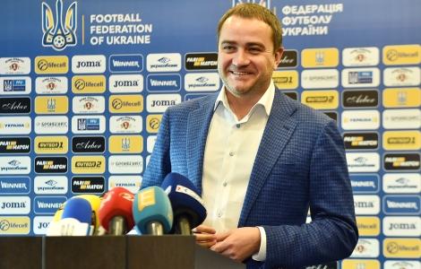 Павелко підтримує проведення міжнародних матчів легенд футбола