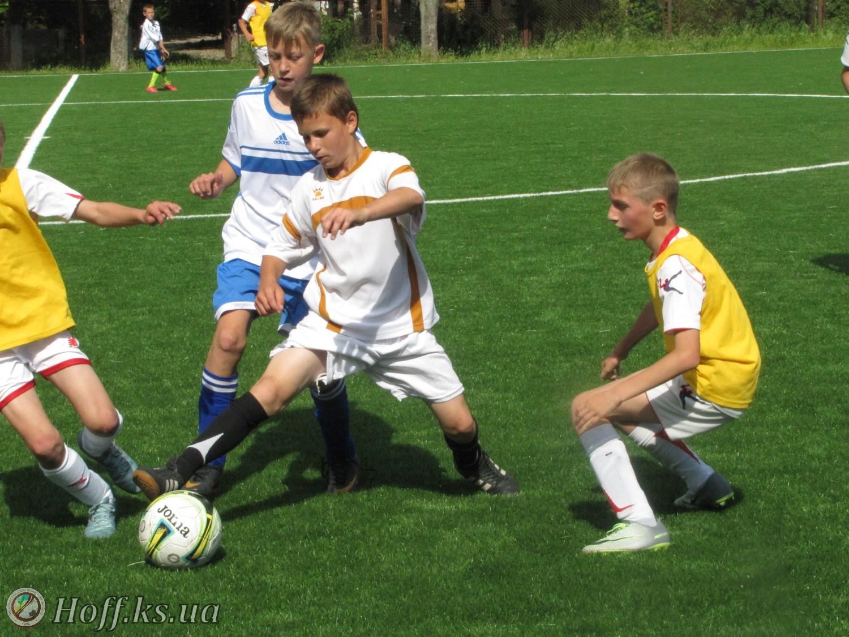 Чемпіонат Херсонської області з футболу серед команд 2001-2002 та 2003-2004 років народження