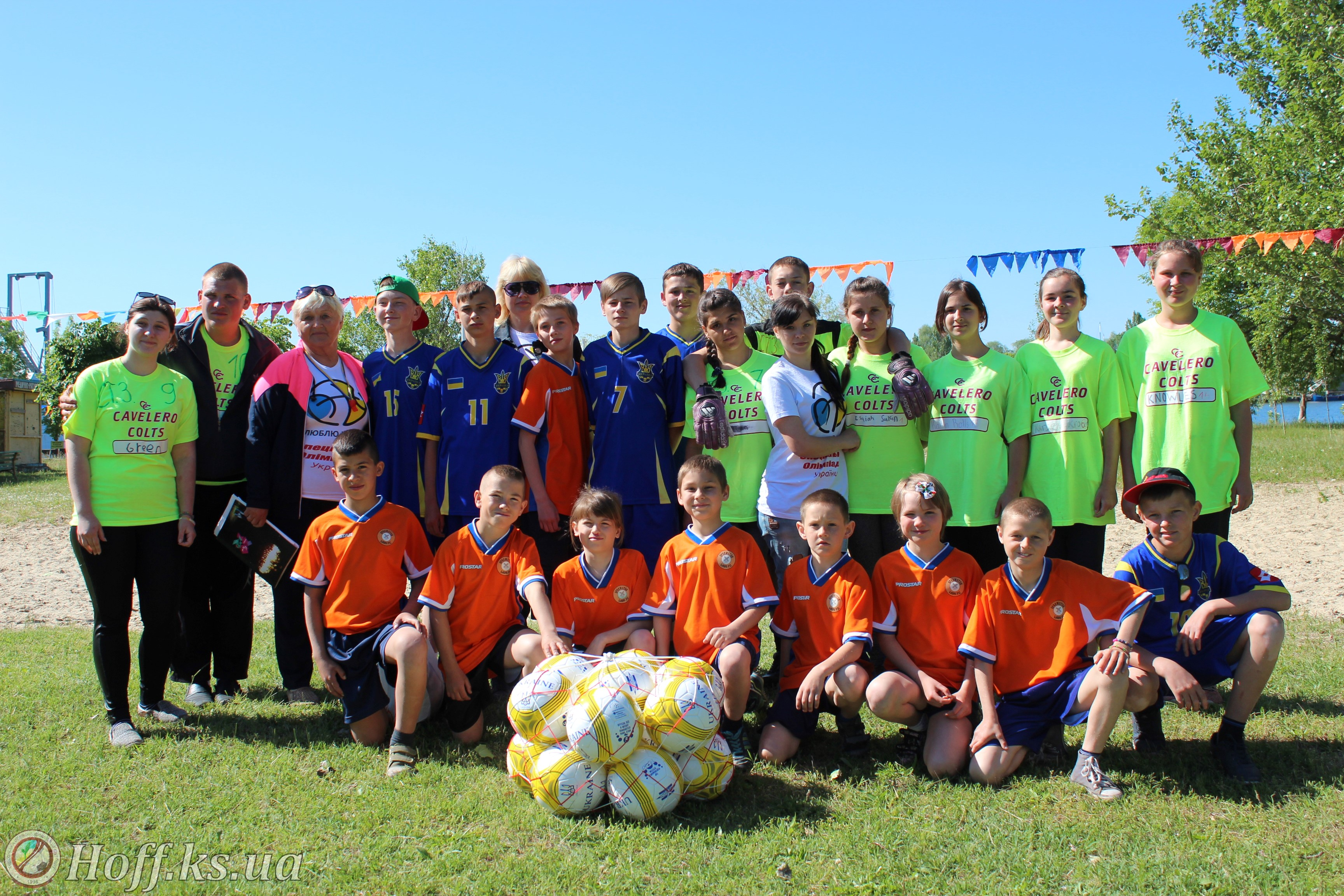 Чемпіонат Херсонської області з футболу серед спортсменів з обмеженими можливостями. Відеосюжет телеканалу «Скіфія»