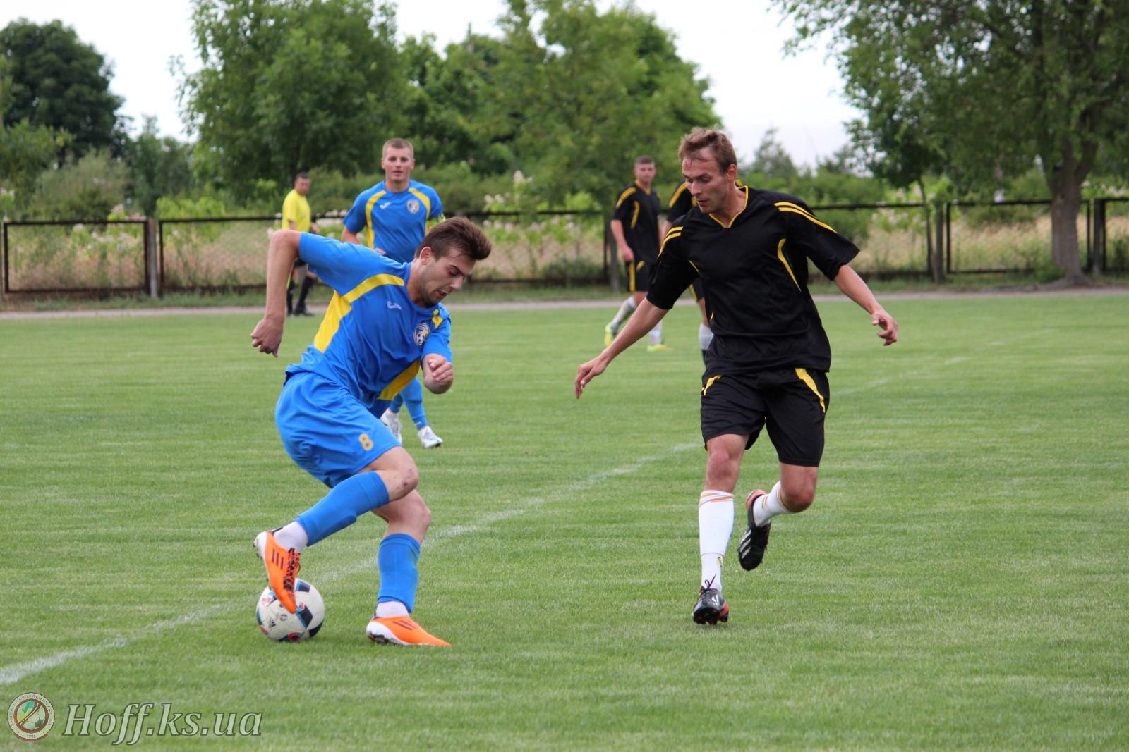 26 серпня стартують матчі другого кола Чемпіонату Херсонської області з футболу