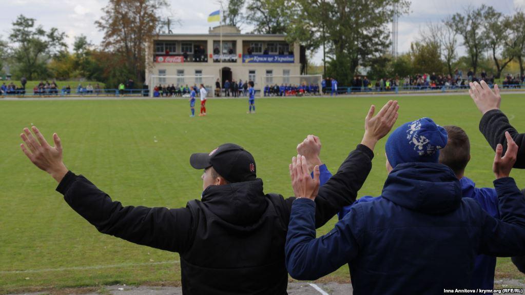 I'll be back: Симферопольская «Таврия» возвращается в профессиональный футбол Украины