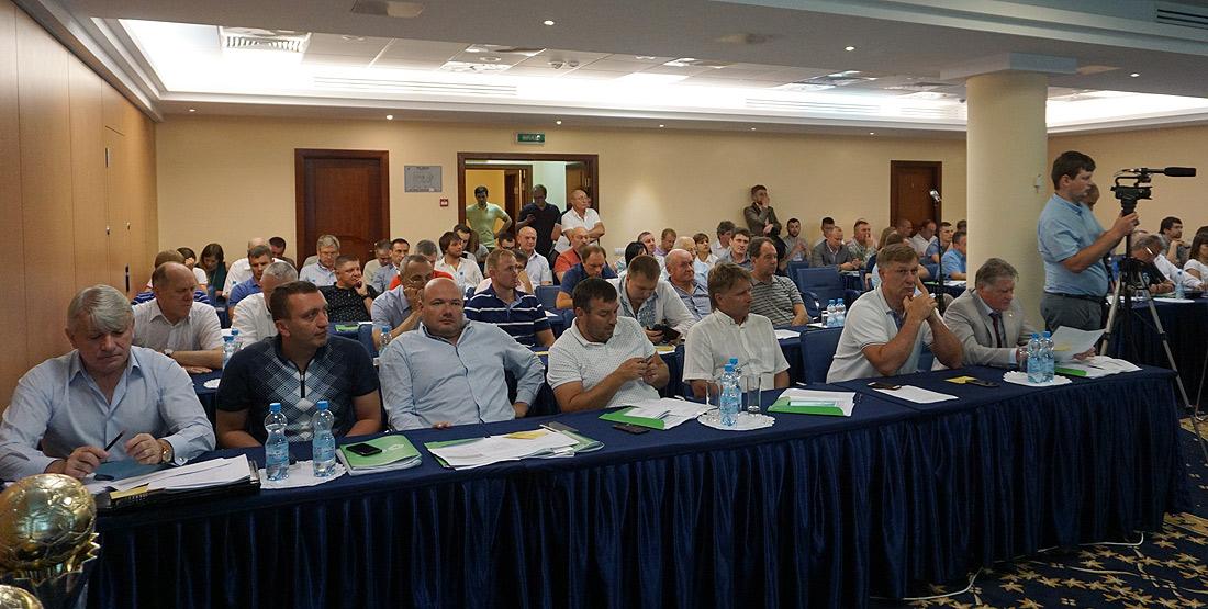 XXVI Конференція ПФЛ. Рішення наступного сезону