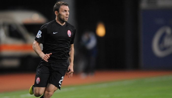 Караваев подписал 3-летний контракт с Зарей