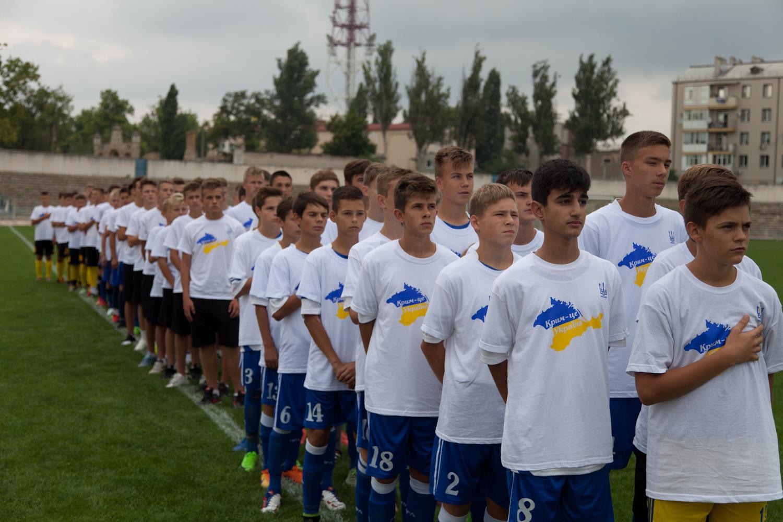На Херсонщині стартує шостий традиційний Всеукраїнський турнір «Крим — це Україна»