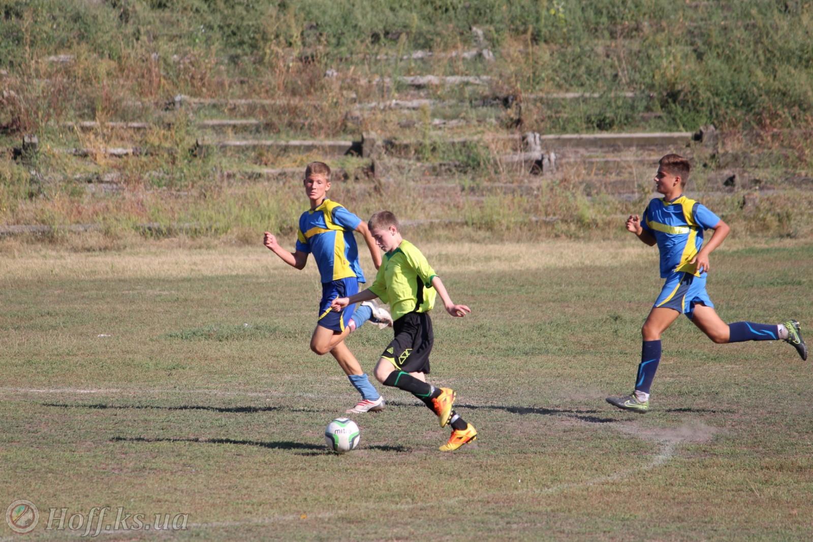Затверджено календар чемпіонату Херсонської області з футболу серед юнаків 2002/2003, 2004/2005 років народження