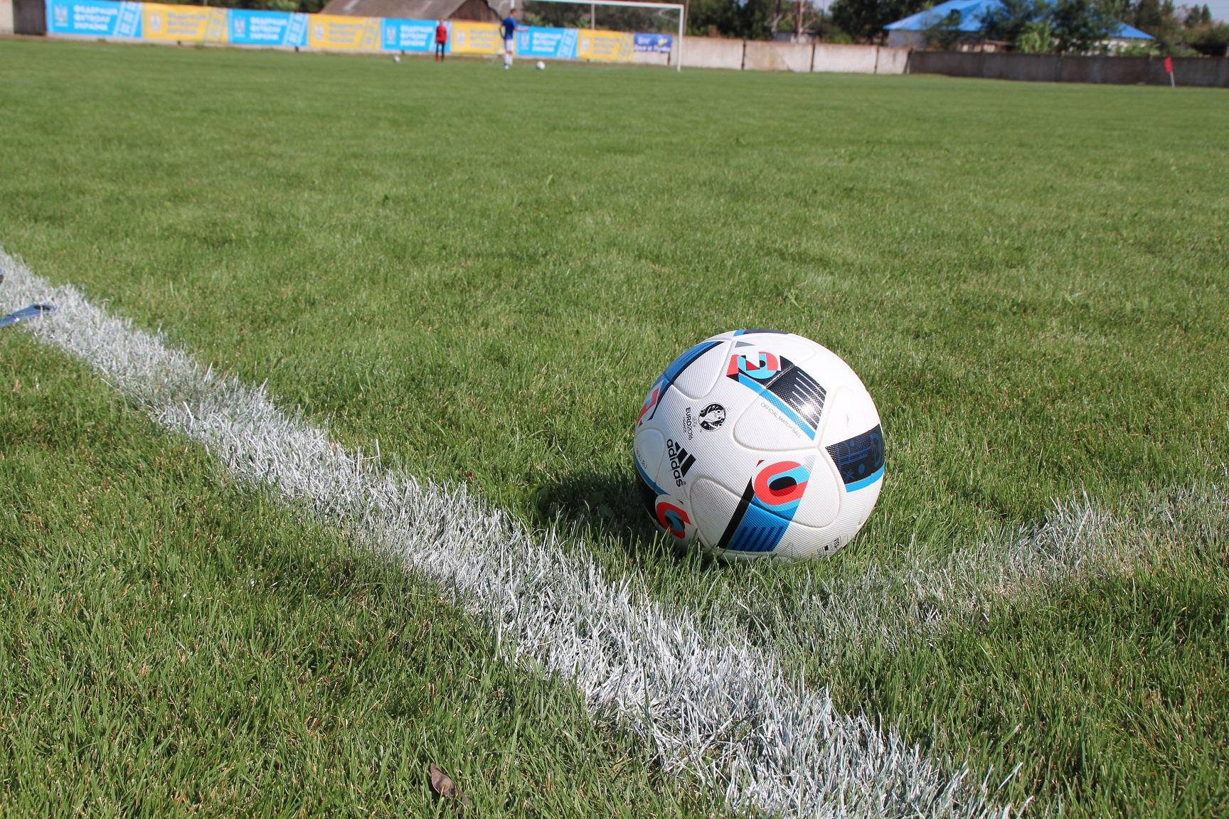 Футбол на стадіонах області. Результати