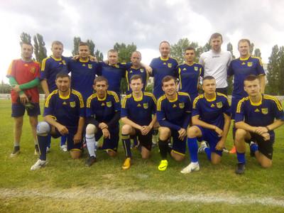 15 жовтня 2017 року пройшли заключні ігри чемпіонату Голопристанського району з футболу.