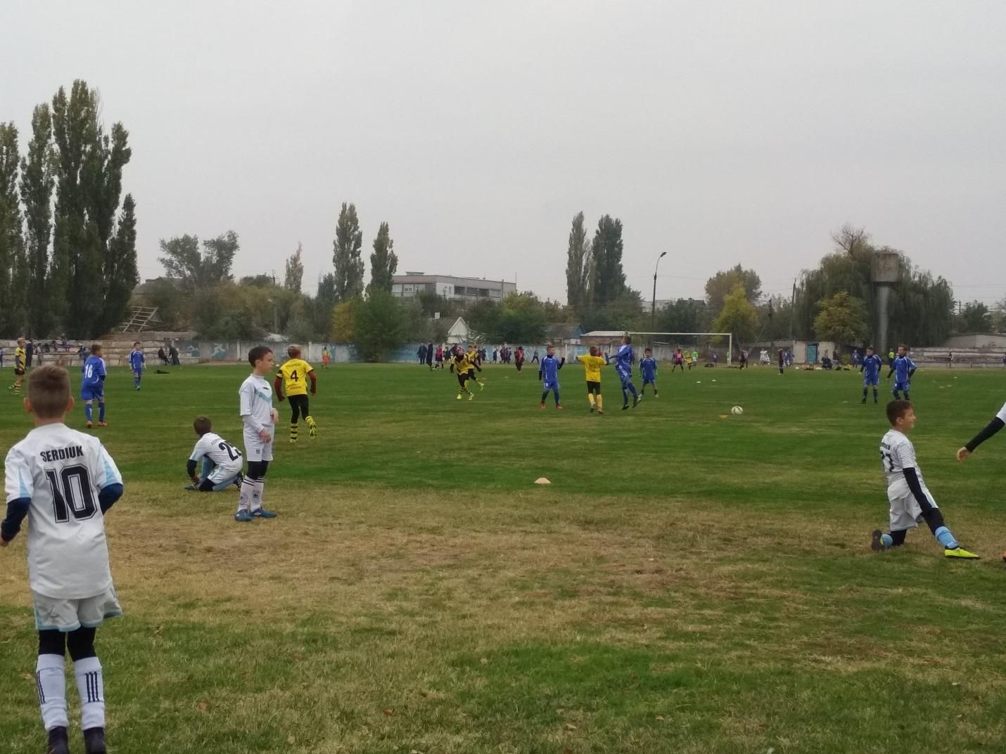 Чемпіонат Херсонської області серед юнаків 2006-2007 рр.н. Група 2. 7-8 тур