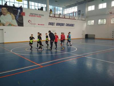 Чемпіонат з футзалу м.Гола Пристань асоціації футзалу Херсонської області серед команд юнаків 2005/2006 років народження