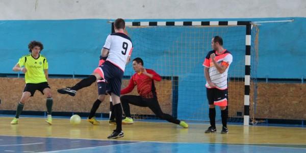 Состоялись матчи 8-го тура открытого чемпионата асоциации футзала Херсонской области