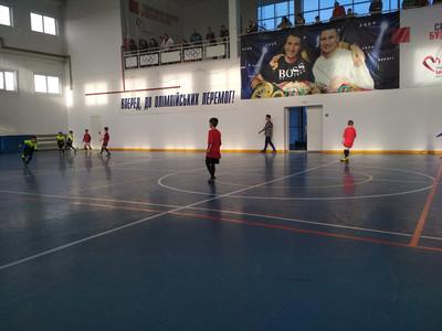 Першість м. Гола Пристань з футзалу асоціації футзалу Херсонської області серед команд юнаків 2009/2010 років народження (U-9).