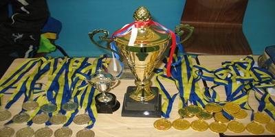 30 декабря состоится матч за Суперкубок 2017 года открытого чемпионата Ассоциации футзала Херсонской области