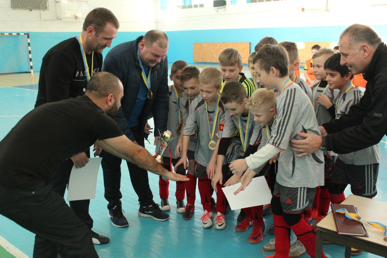 ДЮСШ «Херсон» победитель 9-го традиционного турнира памяти заслуженного тренера Украины Пилипенка Виктора Ивановича