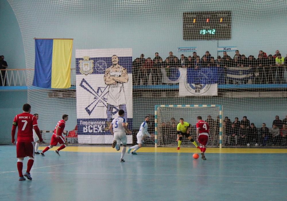 Продэксим обыгрывает киевлян и выходит в 1/4 финала Кубка Украины
