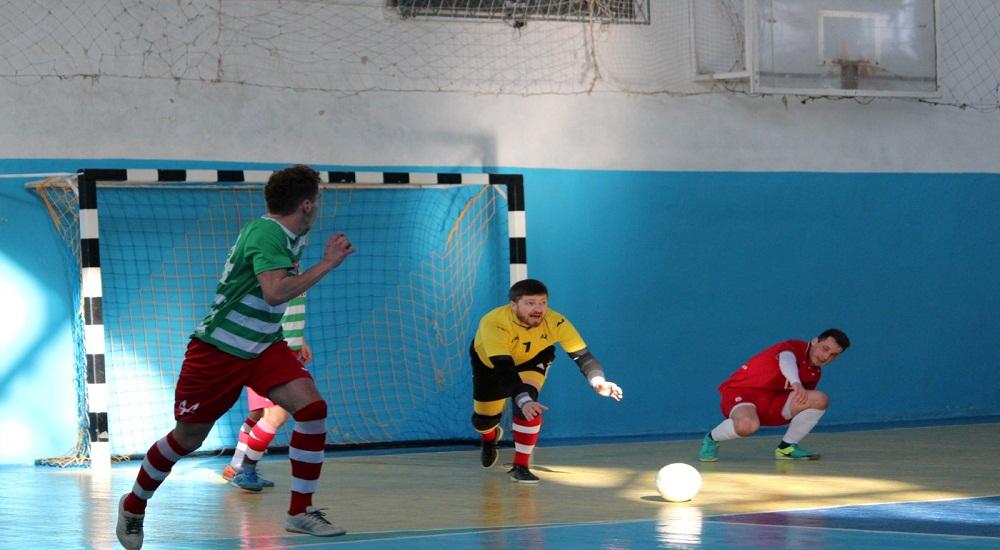 20-21 января состоялись игры Открытого чемпионата Ассоциации футзала Херсонской области.