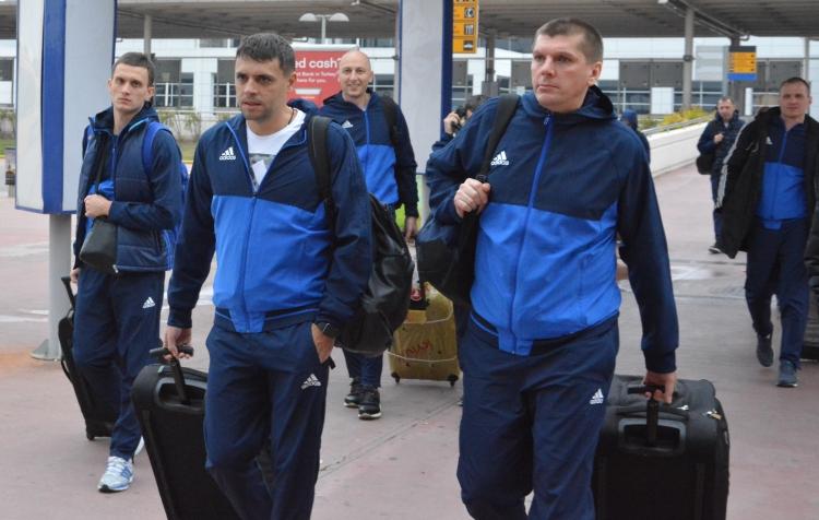 Українські арбітри, серед яких і арбітри Херсонщини, прибули до Анталії на зимові збори