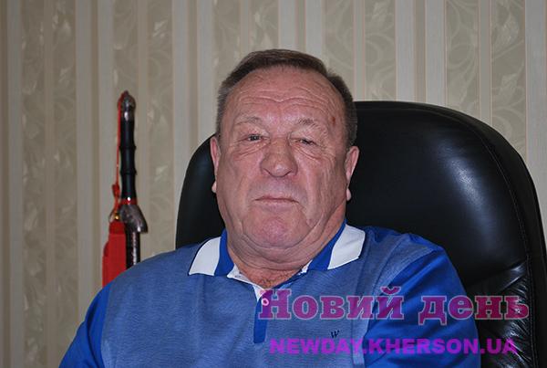 Про плани команди «Мир» розповідає президент футбольного клубу Іван ДОЦЕНКО