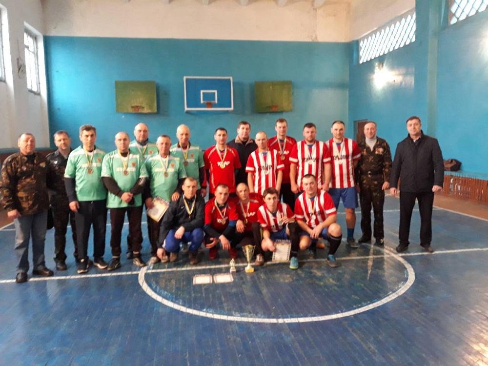 Турнір з футзалу пам'яті Юрія Бугаєнка в Нижніх Сірогозах.