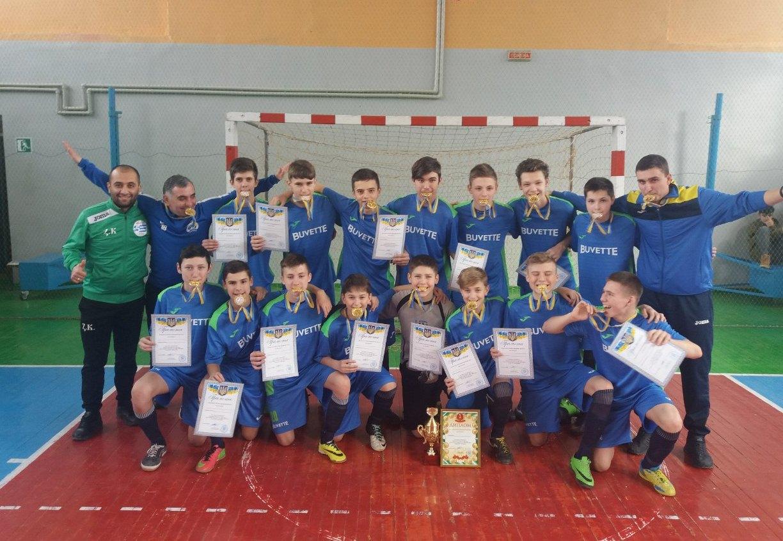 Чемпіонат Херсонської області серед юнаків 2002-2003 рр.н. U-16 2017-2018. Фінальний етап