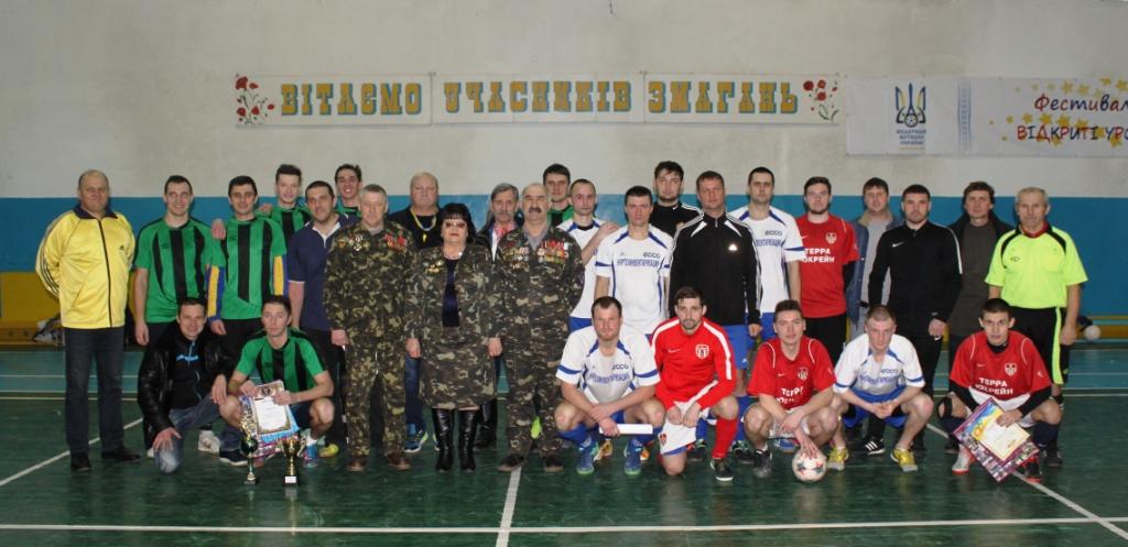 В Каховці відбулися розіграші Суперкубку та Кубку Ліги з футзалу